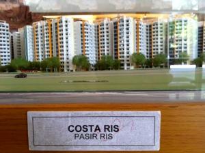 Costa Ris 3D model at HDB