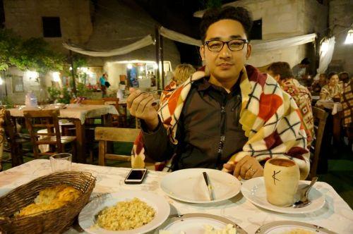 Koy Evi Restaurant, Goreme, Cappadocia, Turkey